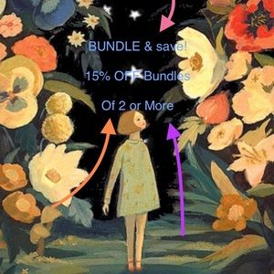 Other - 🌼 Bundle 2+ for 15% Off 🌼